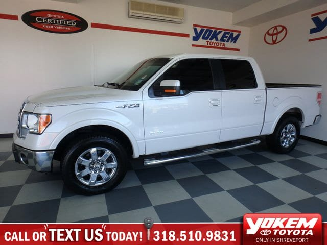 Pre-Owned 2014 Ford F-150 LARIAT ****$31,777****
