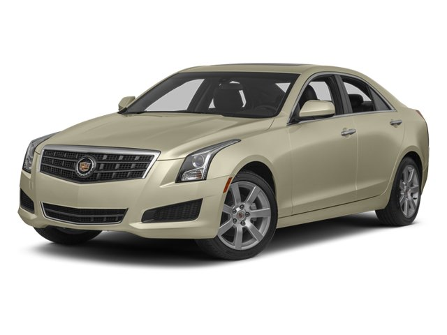 Pre-Owned 2013 Cadillac ATS Performance