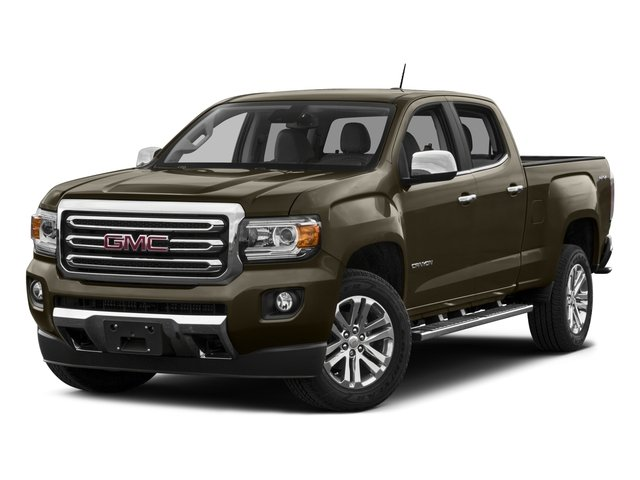 Pre-Owned 2015 GMC Canyon 4WD SLT