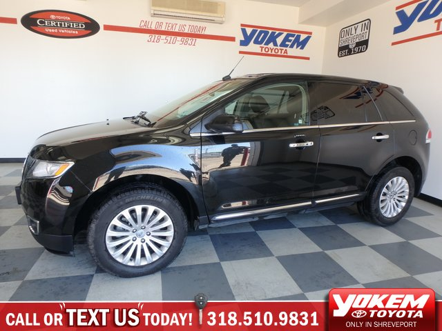 Pre-Owned 2014 Lincoln MKX 4DR FWD PREMIERE