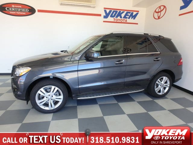 Pre-Owned 2015 Mercedes-Benz M-Class ML 350 ****$29,477****
