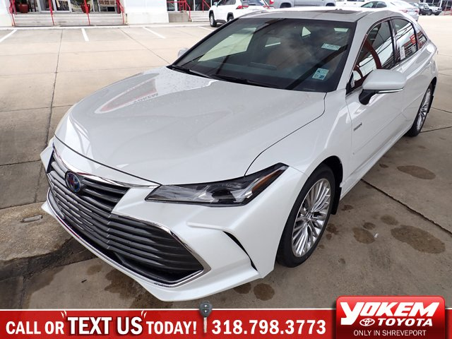 New 2020 Toyota Avalon Hybrid Limited