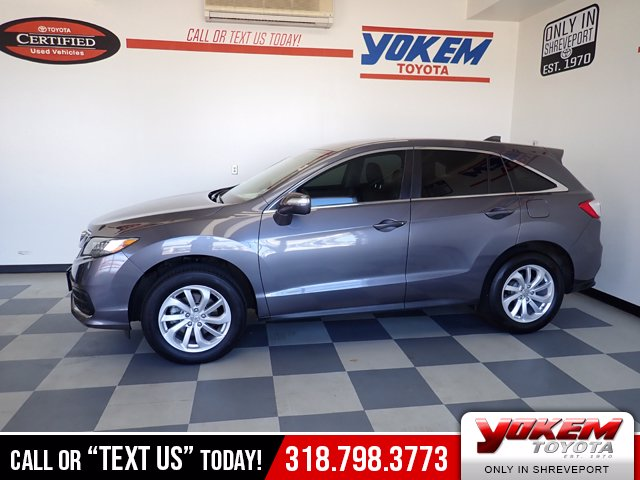 Pre-Owned 2017 Acura RDX w/AcuraWatch Plus