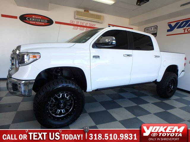 Pre-Owned 2018 Toyota Tundra 4WD 1794