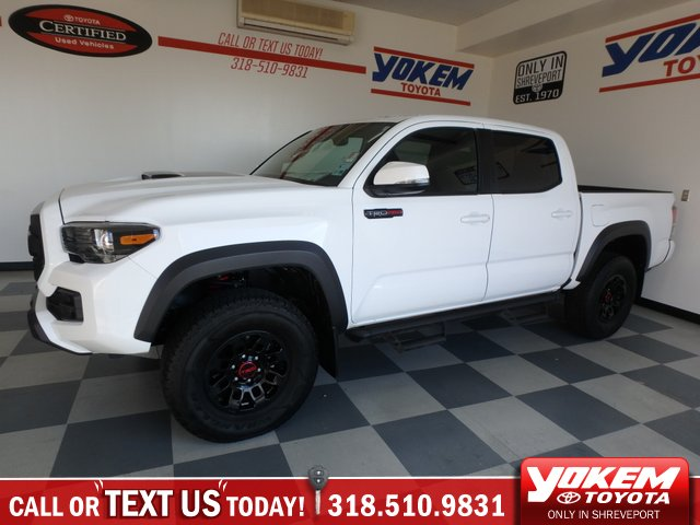 Pre-Owned 2018 Toyota Tacoma TRD Pro