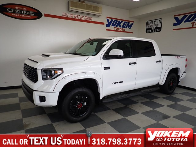 Pre-Owned 2019 Toyota Tundra 4WD TRD Pro