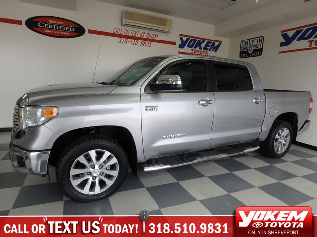 Certified Pre Owned 2016 Toyota Tundra 4wd Truck Ltd