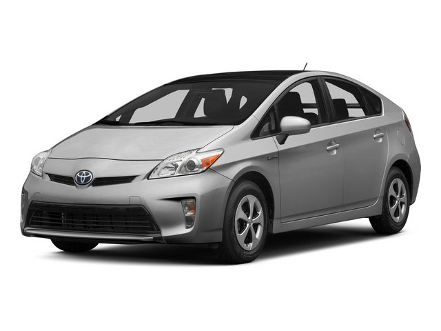 Pre-Owned 2015 Toyota Prius TWO MODEL