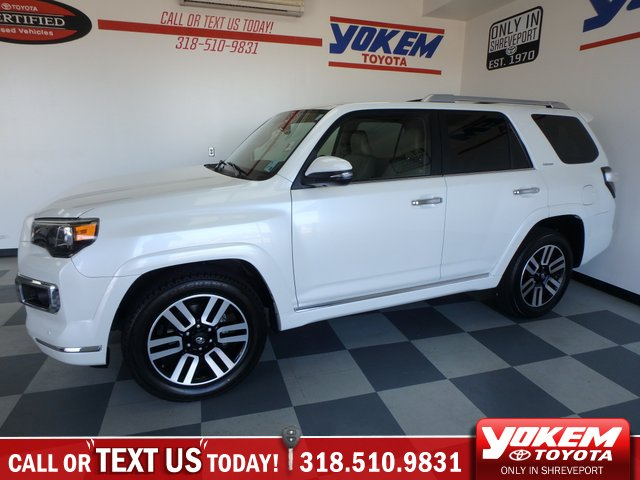 Pre-Owned 2014 Toyota 4Runner Limited