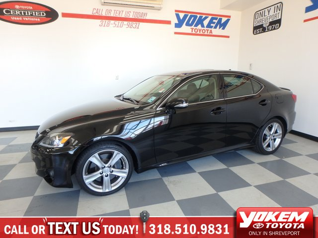 Pre-Owned 2012 Lexus IS 350 4DR SDN RWD