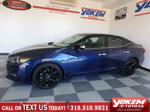 Pre-Owned 2016 Nissan Maxima 3.5 SR