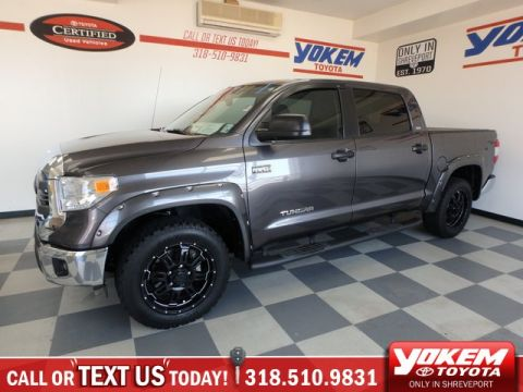 Certified Pre-Owned 2015 Toyota Tundra 4WD Truck SR5