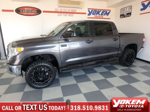 Certified Pre-Owned 2017 Toyota Tundra 4WD SR5