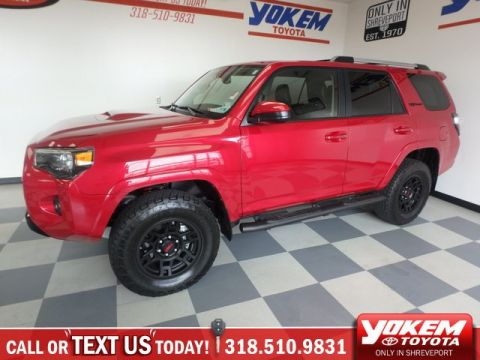 Certified Pre-Owned 2017 Toyota 4Runner TRD Pro