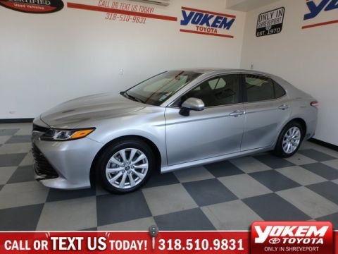 Certified Pre-Owned 2018 Toyota Camry LE